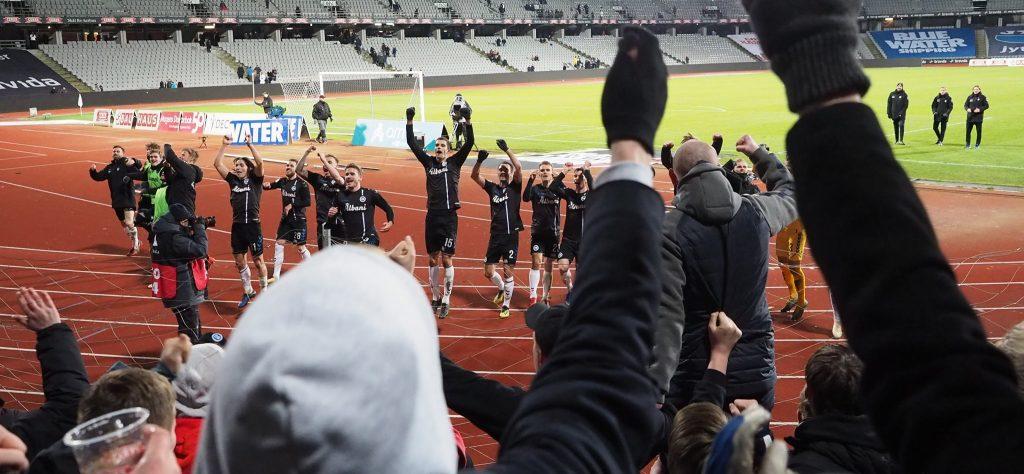 Bronzekamp i Esbjerg